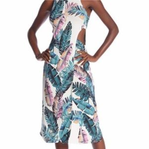 Hawaiian inspired dress from Tart - size medium
